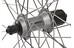 Exal ZX 19 hjul med Alivio Nav 8-delad silver
